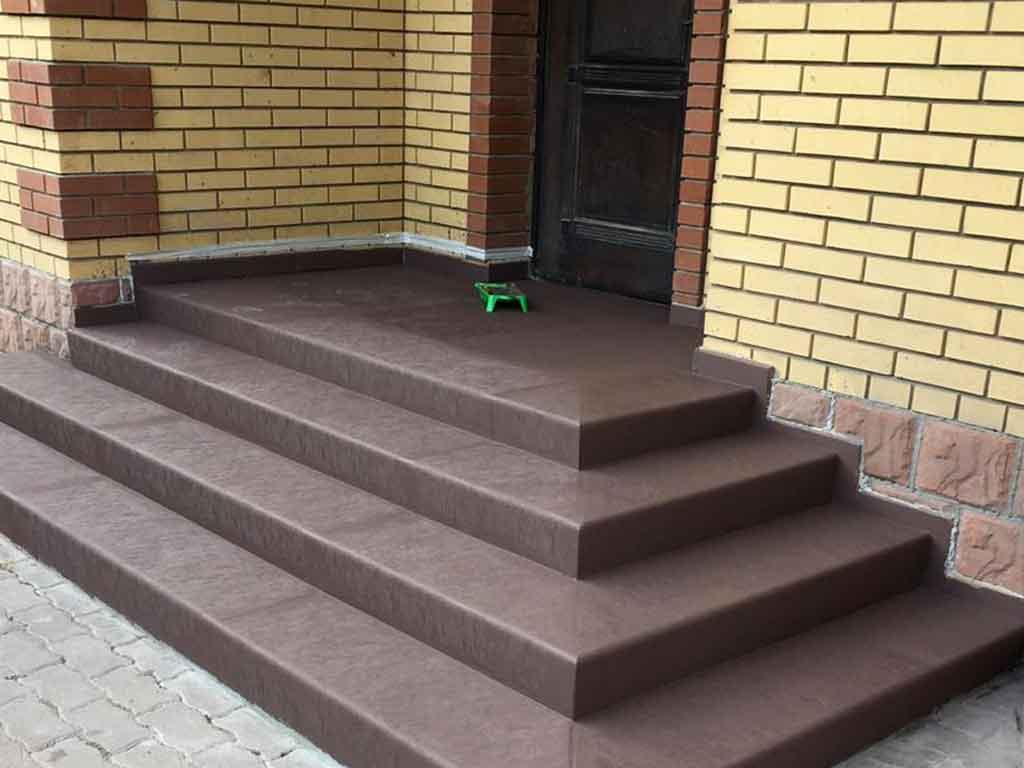 бетон юрлово